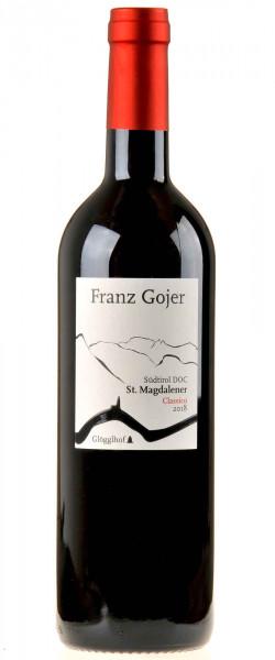 Franz Gojer - Glögglhof Südtiroler St. Magdalener Classico 2018