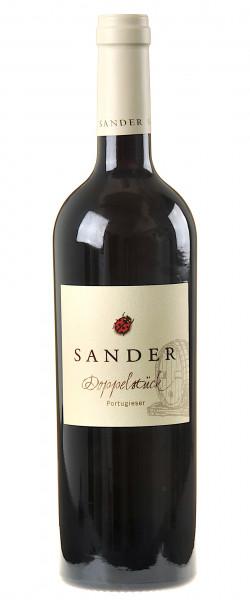 Weingut Sander Doppelstück Portugieser 2015