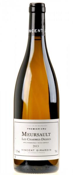 Vincent Girardin Bourgogne Blanc Meursault 1er Cru Les Charmes-Dessus 2013
