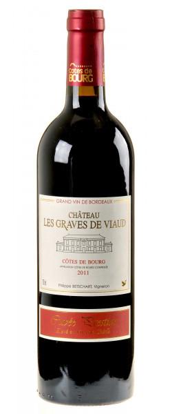 Château les Graves de Viaud Côtes de Bourg Cuvée Prestige 2011