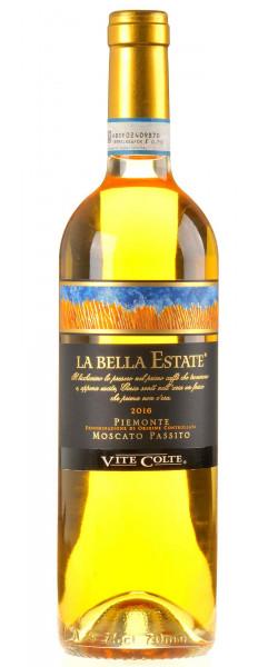 """Vite Colte """"La Bella Estate"""" Piemonte Moscato Passito 2016"""