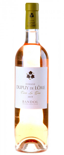 Domaine Dupuy de Lôme Les Grès Bandol Rosé 2019