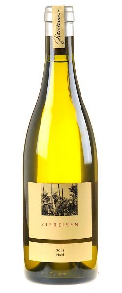 Weingut Ziereisen Hard unfiltriert Chardonnay 2014