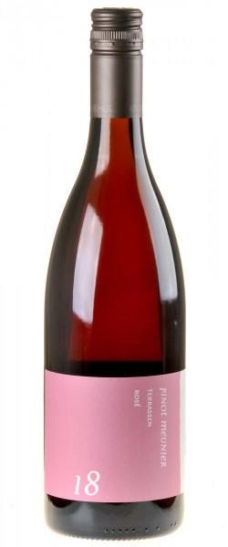 Ökologischer Land- & Weinbau KRAEMER Pinot Meunier Rosé Terrassen Bio 2018