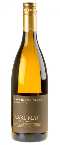 Karl May Sauvignon Blanc Réserve 2019 Bio