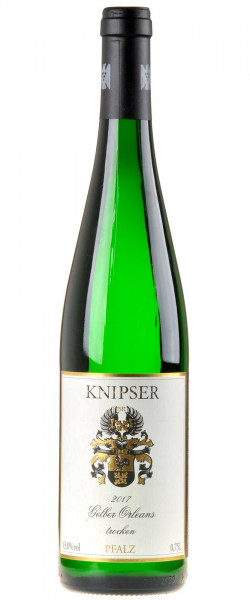 Weingut Knipser Gelber Orléans 2017