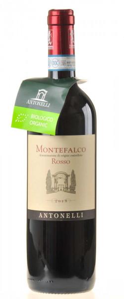 Antonelli Montefalco Rosso bio 2015