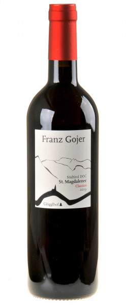 Franz Gojer - Glögglhof Südtiroler St. Magdalener Classico 2019