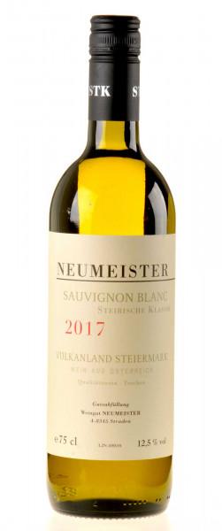 Neumeister Sauvignon Blanc Steirische Klassik 2017 Bio