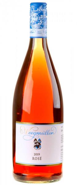 Weingut Weegmüller Rosé 1 Liter 2019