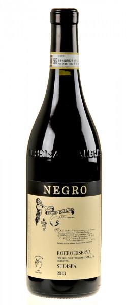 Negro Angelo e Figli Roero Riserva Sudisfa 2013