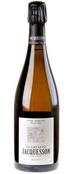 "Champange Jacquesson Champagne Avize ""Champ Caïn"" 2009"