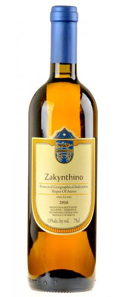 Sclavos Wines Zakynthino 2016