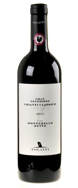 Tolaini Chianti Classico Gran Selezione Montebello Sette  2013