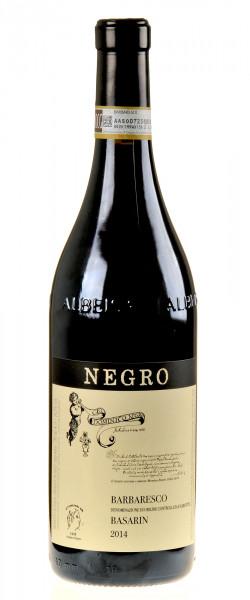 Negro Angelo e Figli Barbaresco Basarin 2014