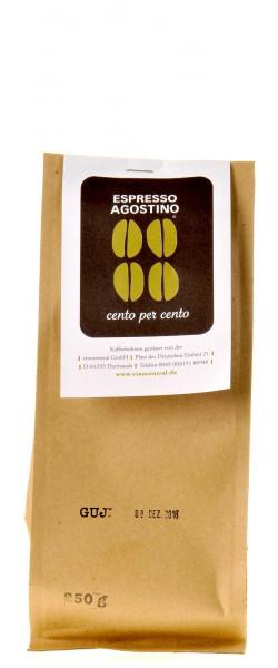 Espresso Agostino Guji natural 250g