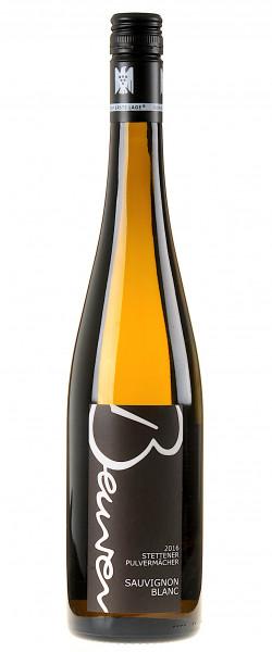Weingut Beurer Sauvignon Blanc Stettener Pulvermächer Bio 2016