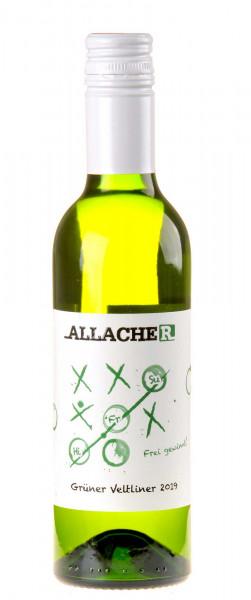 Allacher Grüner Veltliner trocken 0,375l Bio 2019