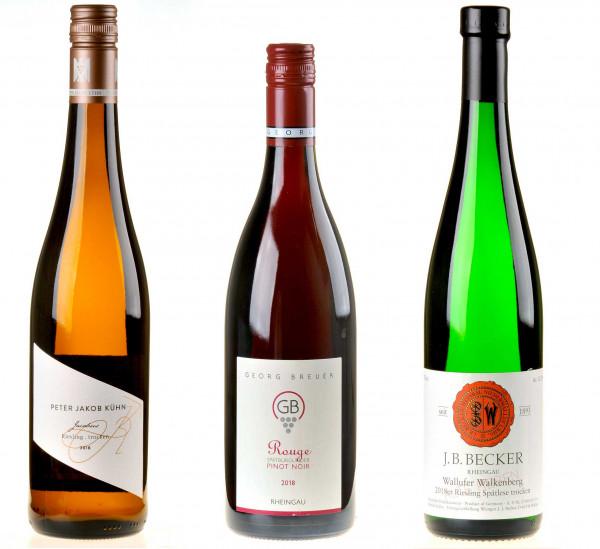 Rheingau-Weinpaket zum DWI-OnlineSeminar Deutschlands Weinregionen-Copy