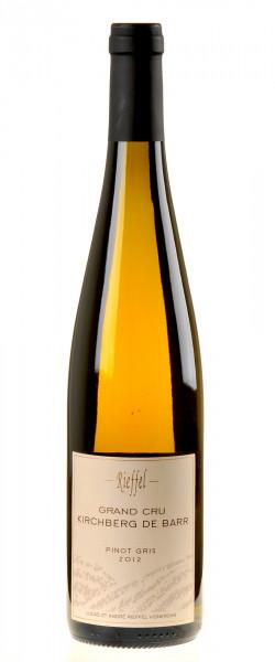 Domaine Rieffel Pinot Gris Kirchberg Grand Cru 2012