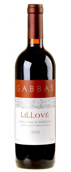 Gabbas Lillové Cannonau di Sardegna DOC 2018