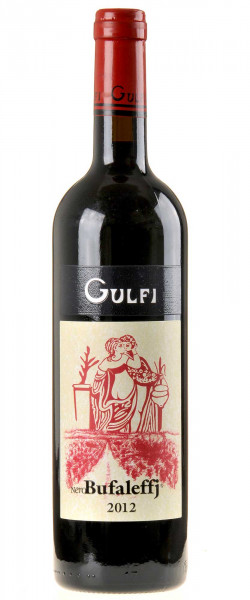 Gulfi NeroBufaleffj Nero d'Avola Bio 2012
