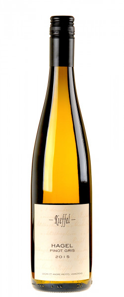 Domaine Rieffel Pinot Gris Hagel 2015