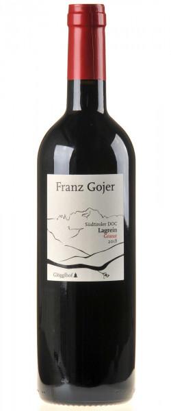 Franz Gojer - Glögglhof Südtiroler Lagrein Granat DOC 2018