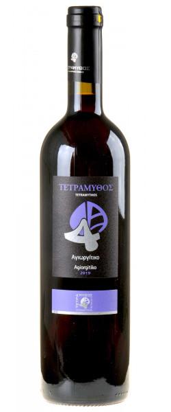 Tetramythos Agiorgitiko Bio 2019