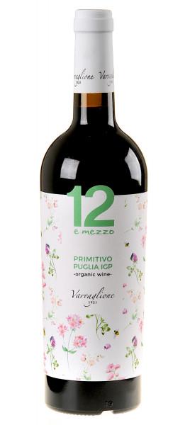 Varvaglione Primitivo Puglia Bio 2015