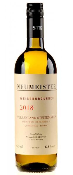 Neumeister Weißburgunder Vulkanland 2018 Bio