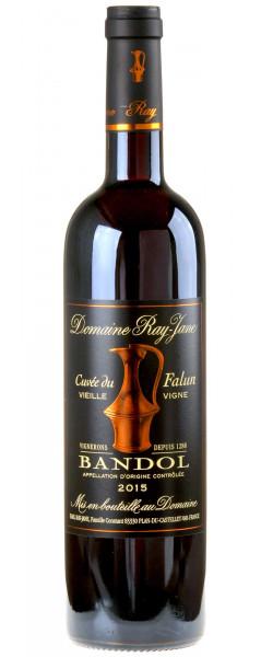 Domaine Ray Jane Cuvée des Faluns Bandol Rouge 2015