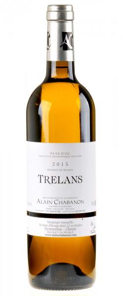 Domaine Alain Chabanon Trelans 2015 Bio
