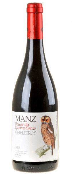 Manz Wine Pomar do Espírito Santo Cheleiros 2016