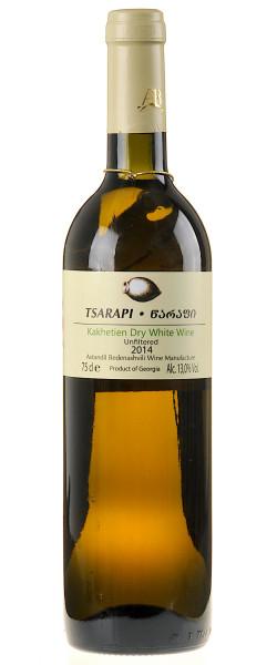 Avtandil Bedenashvili Wine Manufactur Tzarapi Qvevri 2014