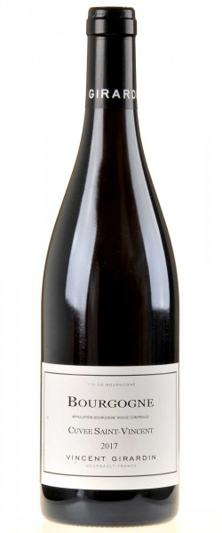Vincent Girardin Bourgogne Pinot Noir Cuvée Saint-Vincent 2017
