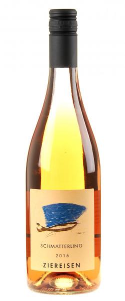 Weingut Ziereisen Schmätterling Rosé 2016