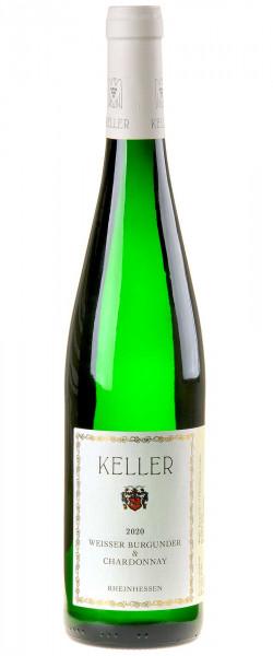 Klaus Peter Keller Weißburgunder & Chardonnay 2020