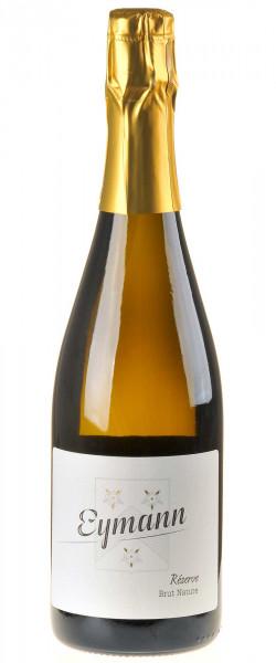 Weingut Eymann Blanc de Blancs Réserve Brut Nature Bio