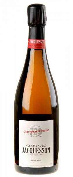 Champange Jacquesson Champange Extra-Brut Cuvée N°739 Dégorgement Tardif