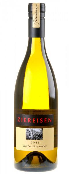 Weingut Ziereisen Weißer Burgunder 2018