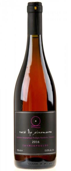 Thymiopoulos Vineyards Rosé de Xinomavro 2016