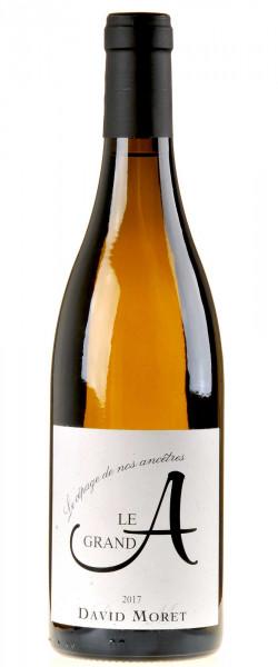 """David Moret Bourgogne Blanc Aligoté """"Le Grand A"""" 2017"""