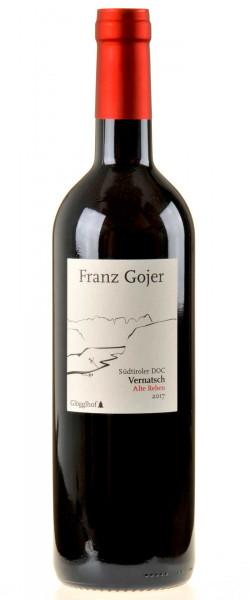 Franz Gojer - Glögglhof Südtiroler  Vernatsch Alte Reben 2017