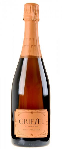 Griesel & Compagnie Rosé Extra Brut -Prestige- 2015