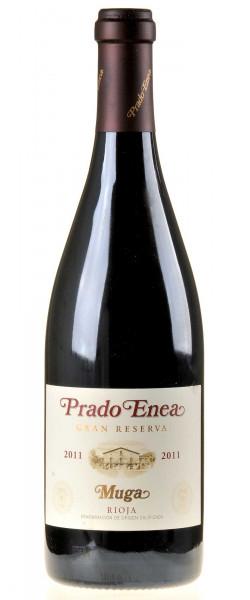Bodegas Muga Prado Enea Rioja Gran Reserva Seleccion Especial 2011