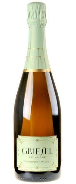 Griesel & Compagnie Chardonnay Brut Nature -Prestige- 2016