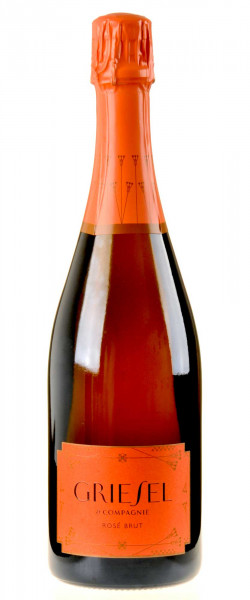 Griesel & Compagnie  Rosé Brut -Tradition- 2015