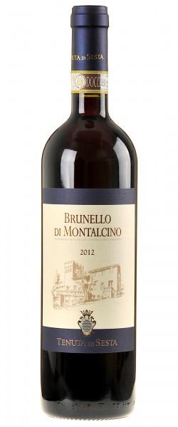 Tenuta di Sesta Brunello di Montalcino 2012