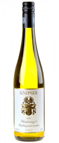 Weingut Knipser Chardonnay & Weißburgunder 2020
